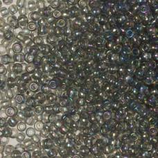 Koraliki TOHO Round 8/0 Trans-Rainbow Black Diamond