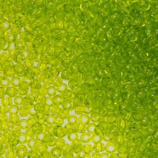 Koraliki TOHO Round 8/0 Transparent Lime Green