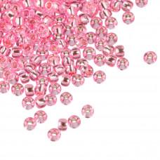 Koraliki TOHO Round 8/0 Silver-Lined Pink