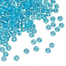 Koraliki TOHO Round 8/0 Transparent Aquamarine