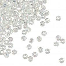 Koraliki TOHO Round 8/0 Trans-Rainbow Crystal