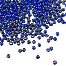 Koraliki TOHO Round 11/0 Silver-Lined Sapphire
