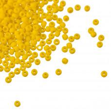 Koraliki TOHO Round 11/0 Opaque-Frosted Sunshine