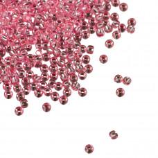 Koraliki TOHO Round 11/0 Silver-Lined Pink
