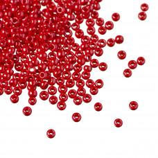 Koraliki TOHO Round 11/0 Opaque-Lustered Cherry