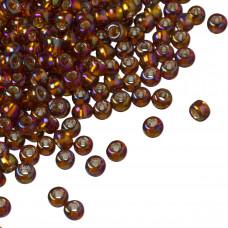 Koraliki TOHO Round 8/0 Silver-Lined Rainbow Topaz