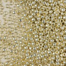 Koraliki TOHO Round Permanent Finish - Galvanized Aluminum 8/0