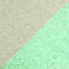 Koraliki TOHO Round 11/0 Glow In The Dark Crystal/Glow Green