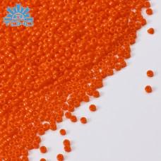 Koraliki TOHO Round 15/0 Opaque Sunset Orange