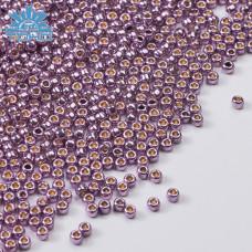 Koraliki TOHO Round 11/0 Permanent Finish Galvanized Pale Lilac