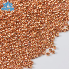 Koraliki TOHO Round 11/0 Permanent Finish Galvanized Rose Gold