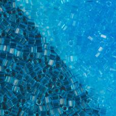 Koraliki TOHO Hex 8/0 Transparent Aquamarine