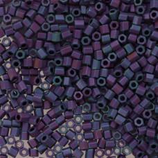 Koraliki TOHO Hex 8/0 Matte-Color-Frosted Iris Blue