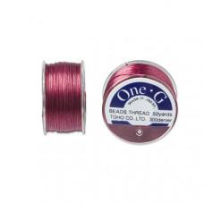 Nici TOHO One-G Thread: Burgundy
