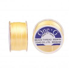 One-G Thread : Light Yellow