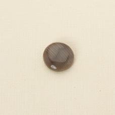Krzemień pasiasty kaboszon okrągły 20 mm