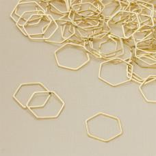 Baza metalowa hexagon 18mm
