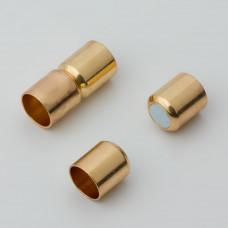 Zapięcie magnetyczne do wklejania rurka 8mm