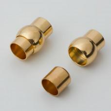 Zapięcie magnetyczne do wklejania kulka 10mm