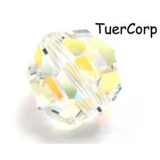 Swarovski round bead 14mm crystal AB