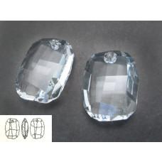 Swarovski graphic pendant 19mm crystal