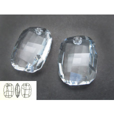 Swarovski graphic pendant 28mm crystal