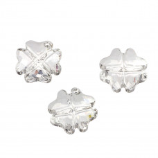 Swarovski clover crystal 19mm