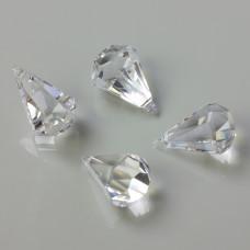 Swarovski raindrop crystal 24mm