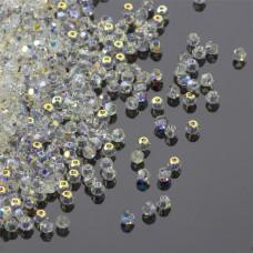 Swarovski kulka crystal AB 2mm