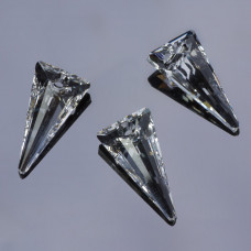 Swarovski spike pendant crystal 28mm