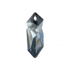 Swarovski kaputt pendant silver night 28mm