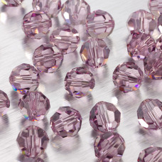 Swarovski kulka 8mm light amethyst