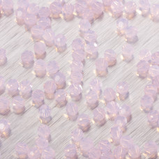 5000 round bead rose water opal 4mm