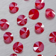 1122 Swarovski rivoli stone Crystal Royal Red 12mm