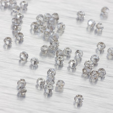 5000 round bead silver shade 2mm