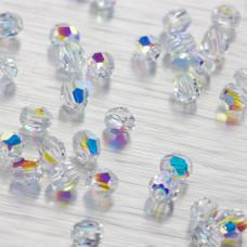 5000 round bead AB 3mm