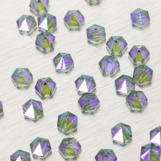 5060 Hexagon Spike bead paradise shine 7.5mm