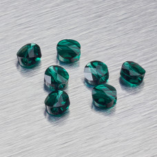 5052 Swarovski mini round bead 6mm Emerald