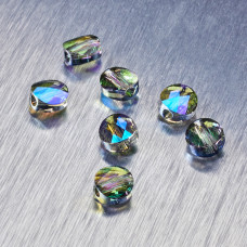 5052 Swarovski mini round bead 6mm Paradise Shine