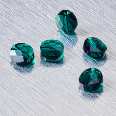 5052 Swarovski mini round bead 8mm Emerald
