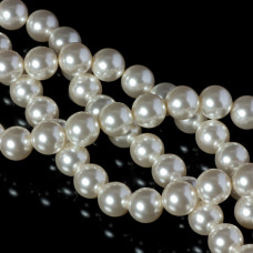 Perły SWAROVSKI (650) White 10mm