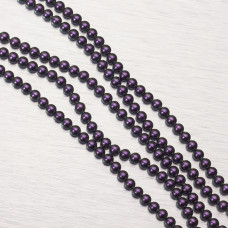 5810 Perły Swarovski 4mm Iridescent Purple