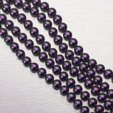 5810 Perły Swarovski 8mm Iridescent Purple