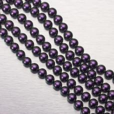 5810 Perły Swarovski 8mm Iridescent Purple
