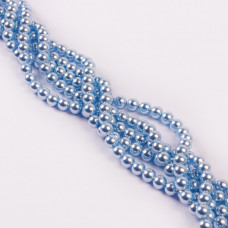 5810 Perły Swarovski light blue 6mm