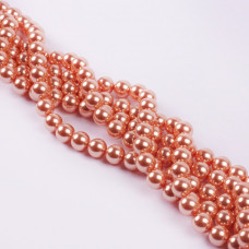 5810 Perły Swarovski rose peach 8mm