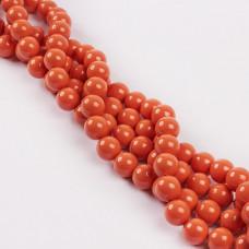 5810 Perły Swarovski coral 10mm