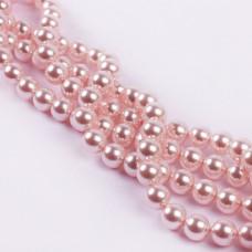 5810 Perły Swarovski rosaline 10mm