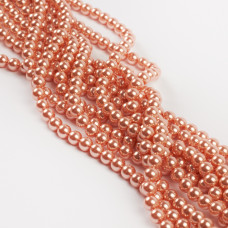 5810 Perły Swarovski rose peach 6mm