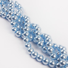5810 Perły Swarovski light blue 10mm